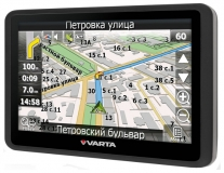 VARTA V-GPS53C (навигатор+видеорегистратор)